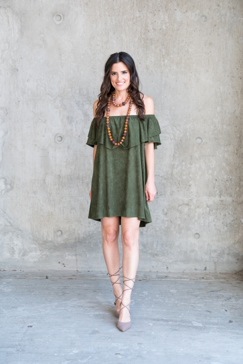 lola-green-suede-ots-dress