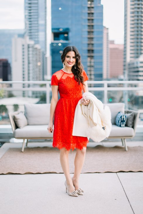 maggy-london-red-lace-christmas-dress