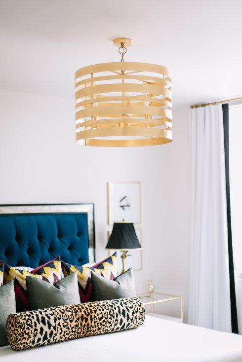 modern-gold-chandelier