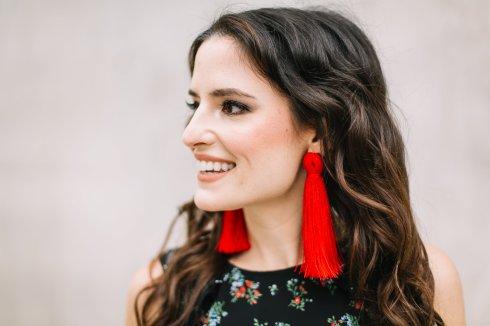 big-red-tassel-earrings