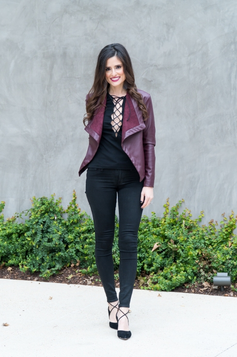 burgundy-maroon-leather-jacket-fashion