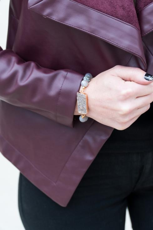 druzy-bracelet-and-nail-art