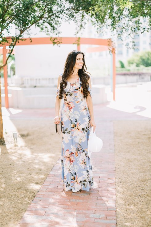 Dorothy-Perkins-cold-shoulder-dress-on-Austin-Fashion-Blogger-Style-Beacon-Michelle-Zuzek